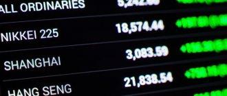 Что такое фондовый индекс