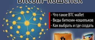 Как создать bitcoin/биткоин-кошелёк и какой сервис выбрать - инструкция